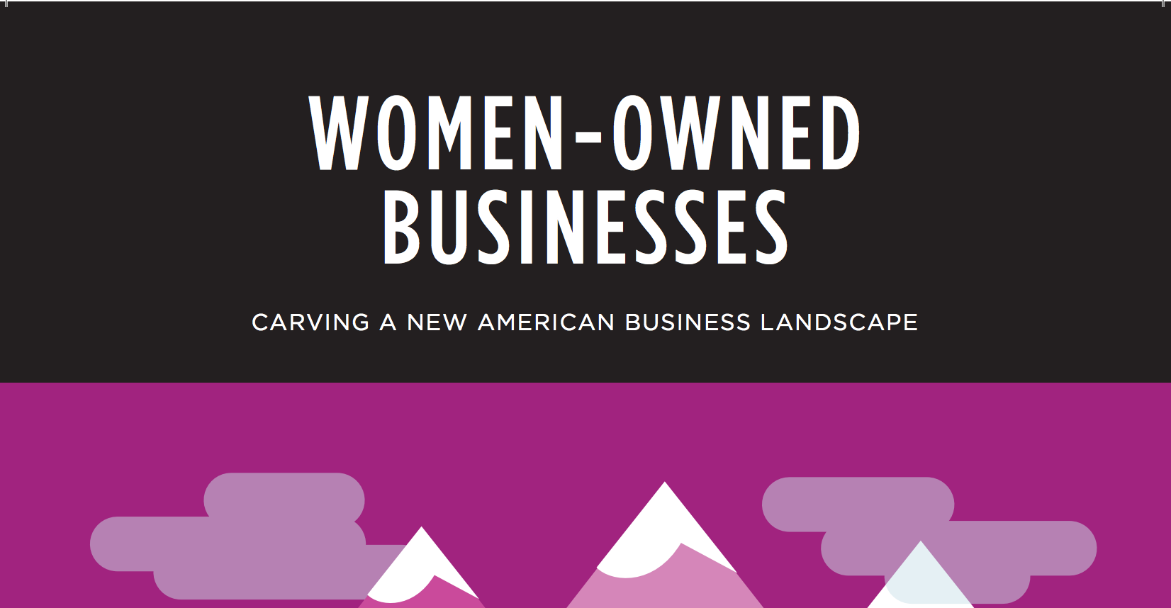 Women-Owned Businesses: Carving a New American Business Landscape