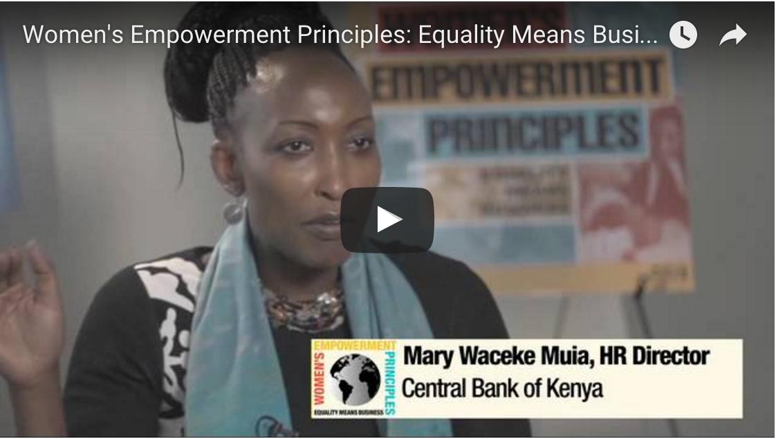 Women's Empowerment Principles
