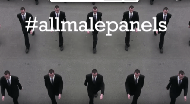 Stop Agreeing To Be On All-Male Panels — Just Stop