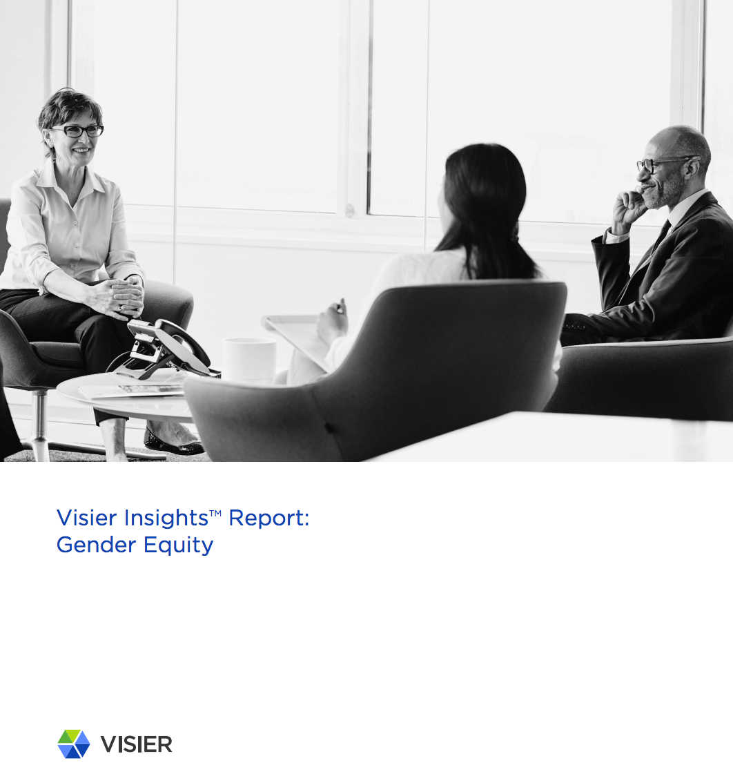 Visier Insights Report: Gender Equity & The Manager Divide