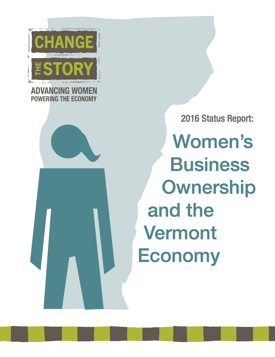 2016 Status Report: Women's Business Ownership and the Vermont Economy