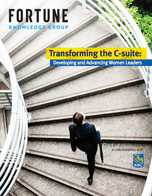 FKG: Transforming the C-suite: Developing and Advancing Women Leaders