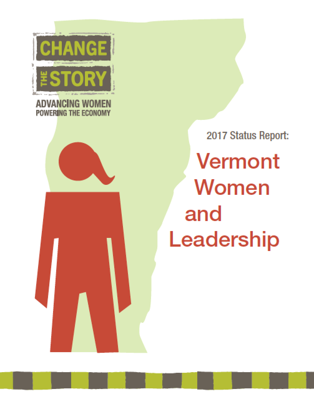 2017 Status Report: Vermont Women and Leadership