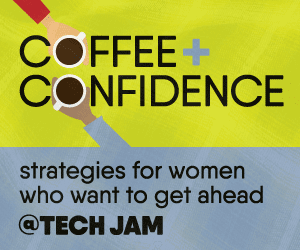 JOIN US for Coffee and Confidence 2017